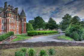 Napier University - Edinburgh (HDR)