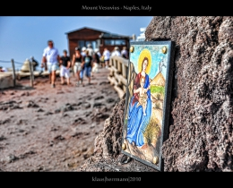 Mount Vesuvius - Naples, Italy
