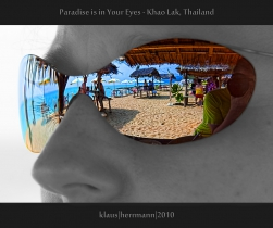 Paradise is in Your Eyes - Khao Lak, Thailand