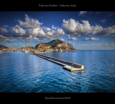 Palermo Harbor - Palermo, Italy (HDR)