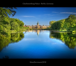 Charlottenburg Palace - Berlin, Germany (HDR)