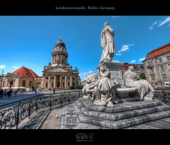 Gendarmenmarkt - Berlin, Germany (HDR)