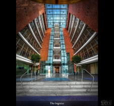 The Ingress (HDR Vertorama)