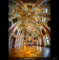 Ceremonial Room (HDR Vertorama)