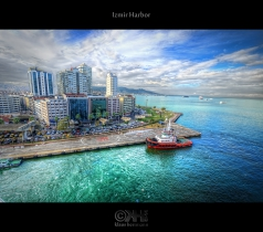 Izmir Harbor (HDR)