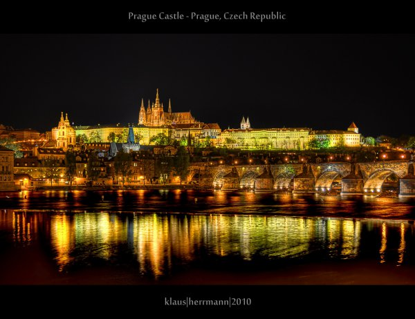 Prague Castle - Prague, Czech Republic (HDR)