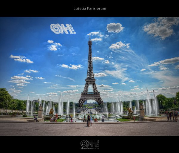 Lutetia Parisiorum (HDR)