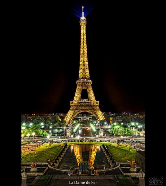 La Dame de Fer (HDR)