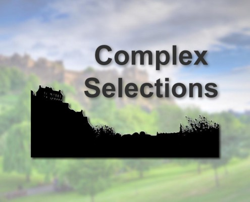 HDR Cookbook - Complex Selections -  featured - 01
