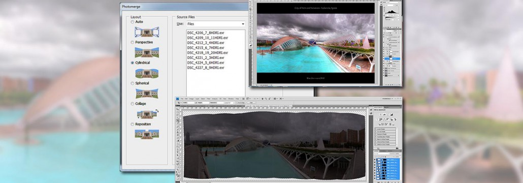 Creating HDR Panoramas and Vertoramas - HDR Cookbook by farbspiel