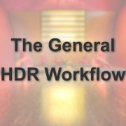 HDR Cookbook - The General HDR Workflow -  featured - 01