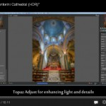 HDR Making-of- Santorini Cathedral  - Featured Image