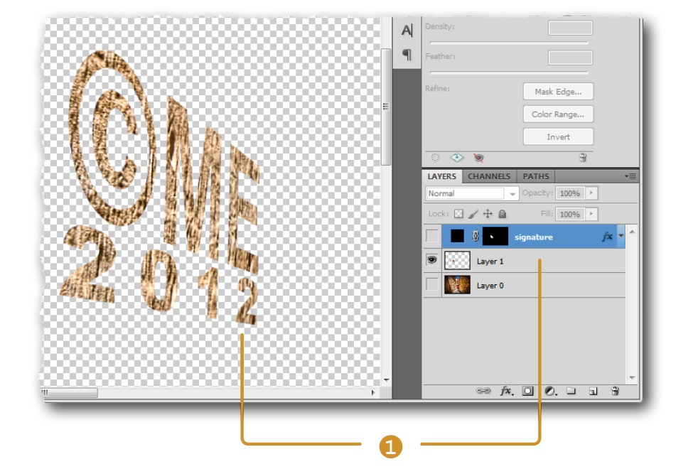 Creative Watermarking - How to Integrate Your Signature into Your ...