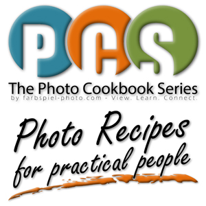 The Photo Cookbook Series - Photo Recipes for Practical People