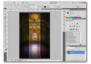 How to crop images for Pinterest - using the crop tool