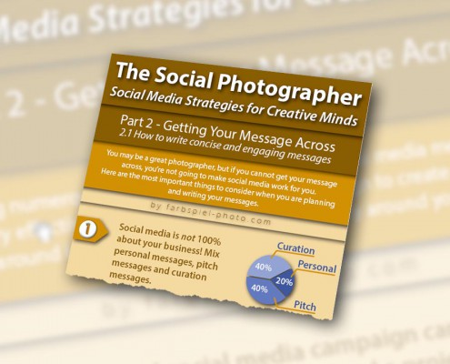 The Social Photographer - How to write concise and engaging messages -  featured - 01