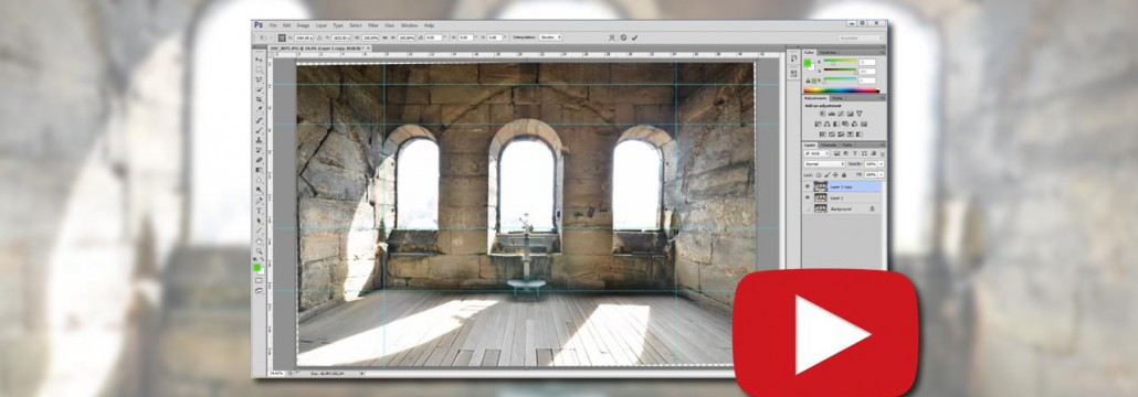 Hands-on Photo Tips - Advanced Distortion Correction in Photoshop -  featured - 01