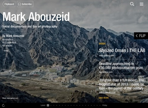 Mark Abouzeid Flipboard Magazine by Mark Abouzeid