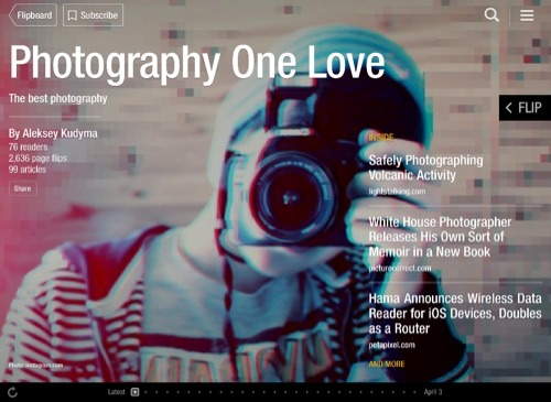 Photography One Love Flipboard Magazine by Aleksey Kudyma