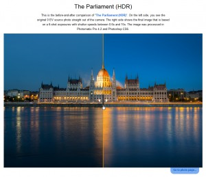 The Parliament (HDR) - Dynamic Before-and-After