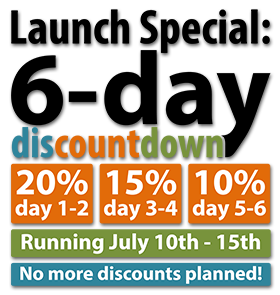 Mask It Like a Pro - 6-Day discountdown special