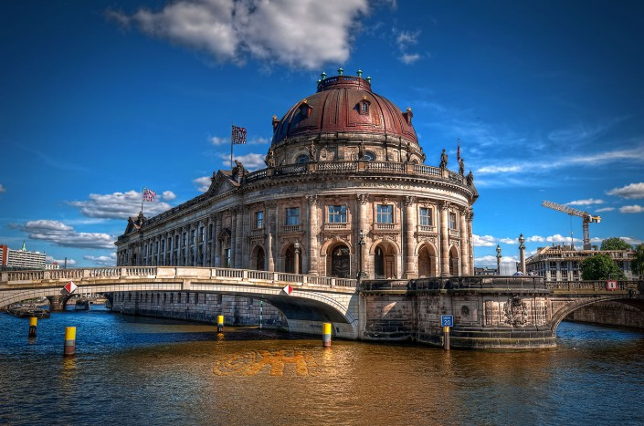 Bode Museum (HDR)