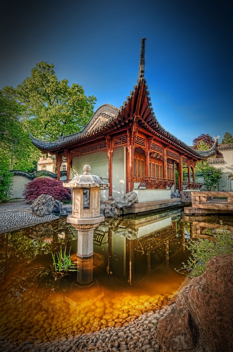 Chinese Garden (HDR)