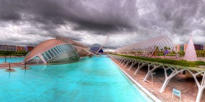 City of Arts and Sciences (HDR Panorama)