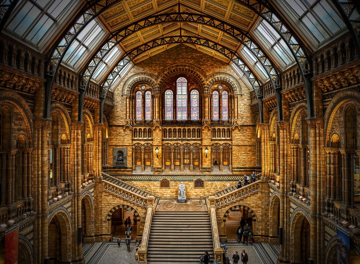Natural History Museum (HDR)