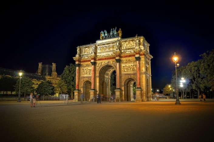 Place du Carrousel (HDR)
