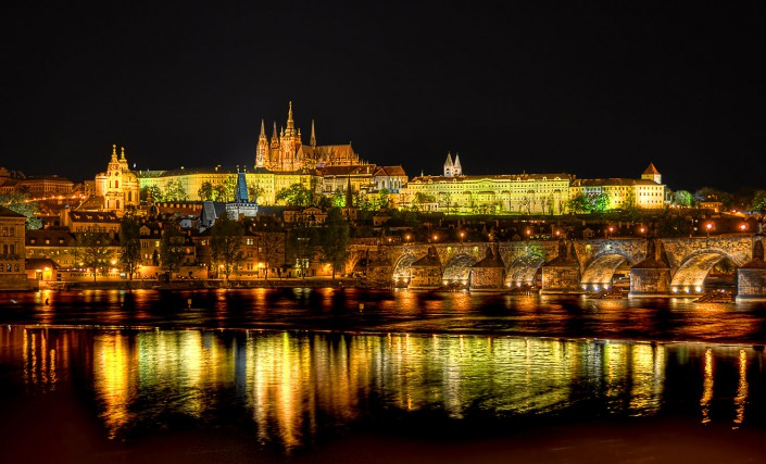 Prague Castle (HDR)