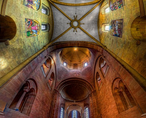 St. Martin's Cathedral (HDR Vertorama)