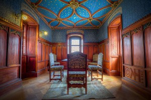 The Blue Room (HDR)