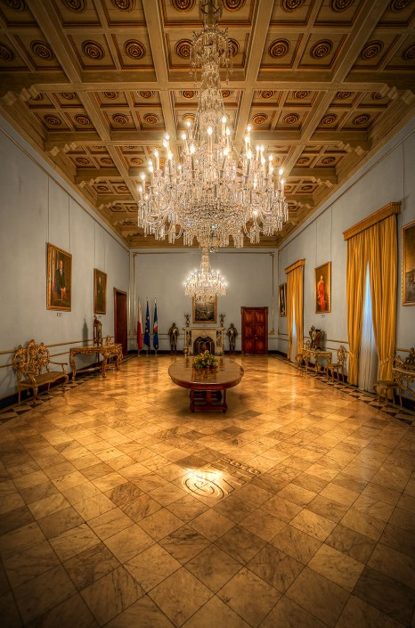 The State Dining Room (HDR)