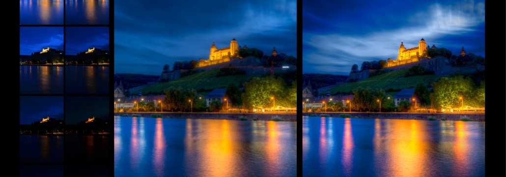 HDR Before and After - Closer to Heaven