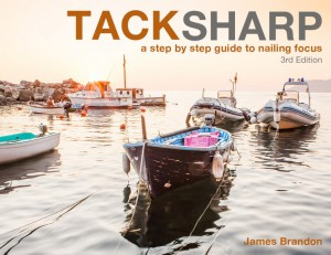 James Brandon - Tack Sharp