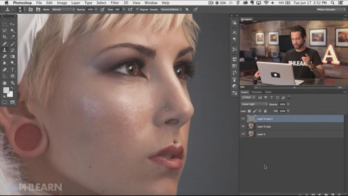 The Secrets of Frequency Separation Retouching