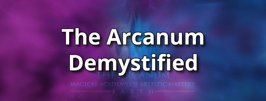 The best way to learn photography? The Arcanum demystified