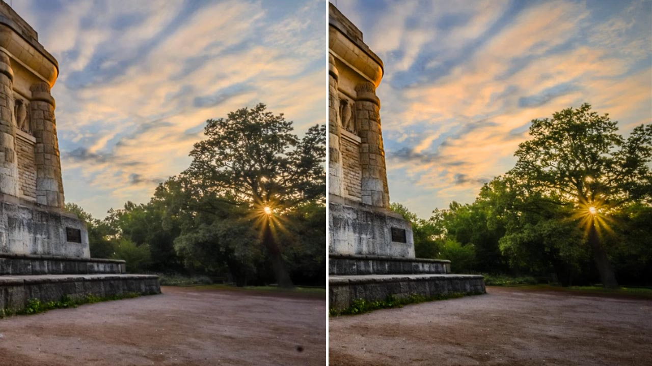 How to Bring Color Back Into Backlit Areas in Photoshop