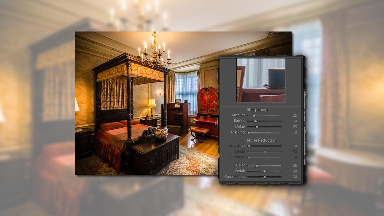 How to Treat Noisy Images in Lightroom
