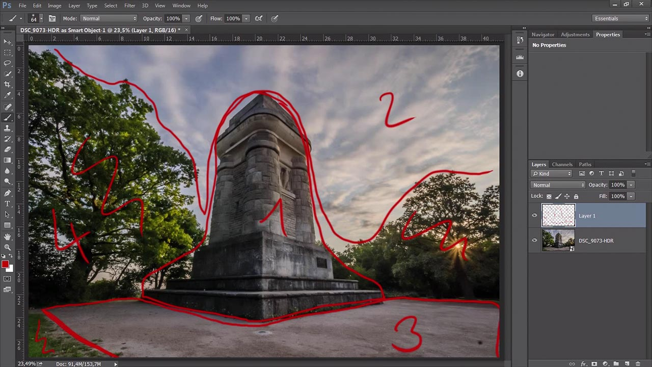 How to Use Photoshop Effectively and Creatively – Analyze, Plan, Execute
