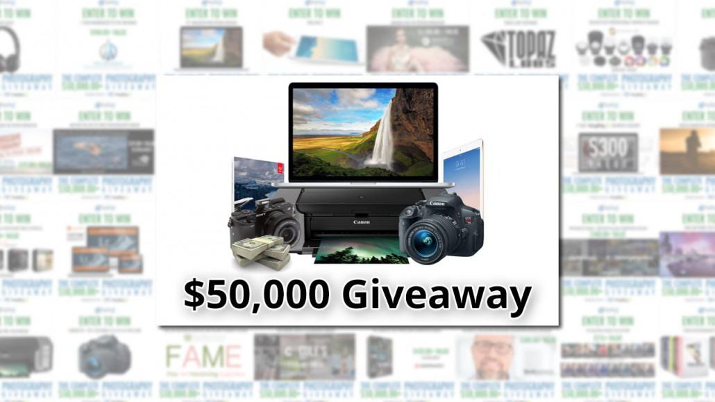 The Crazy $50,000 Photography Giveaway - farbspiel photography