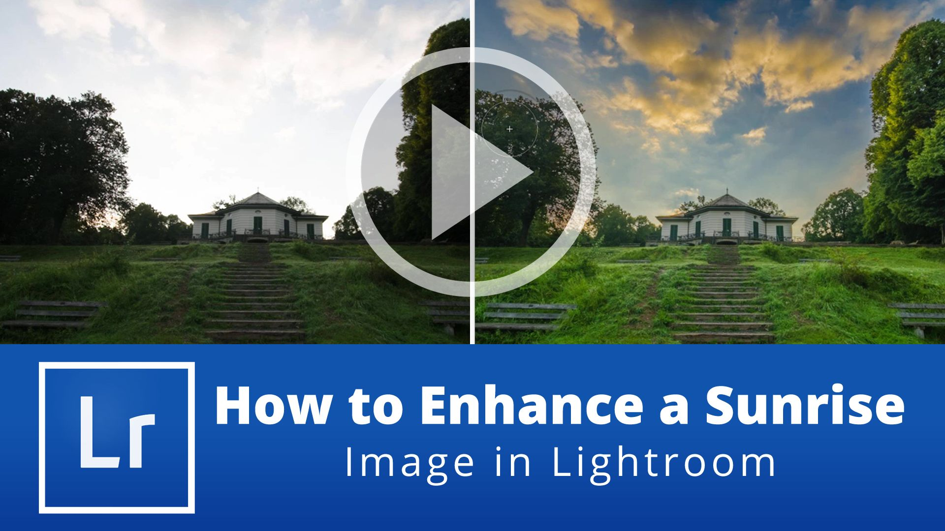 How to Enhance a Sunrise Image in Lightroom