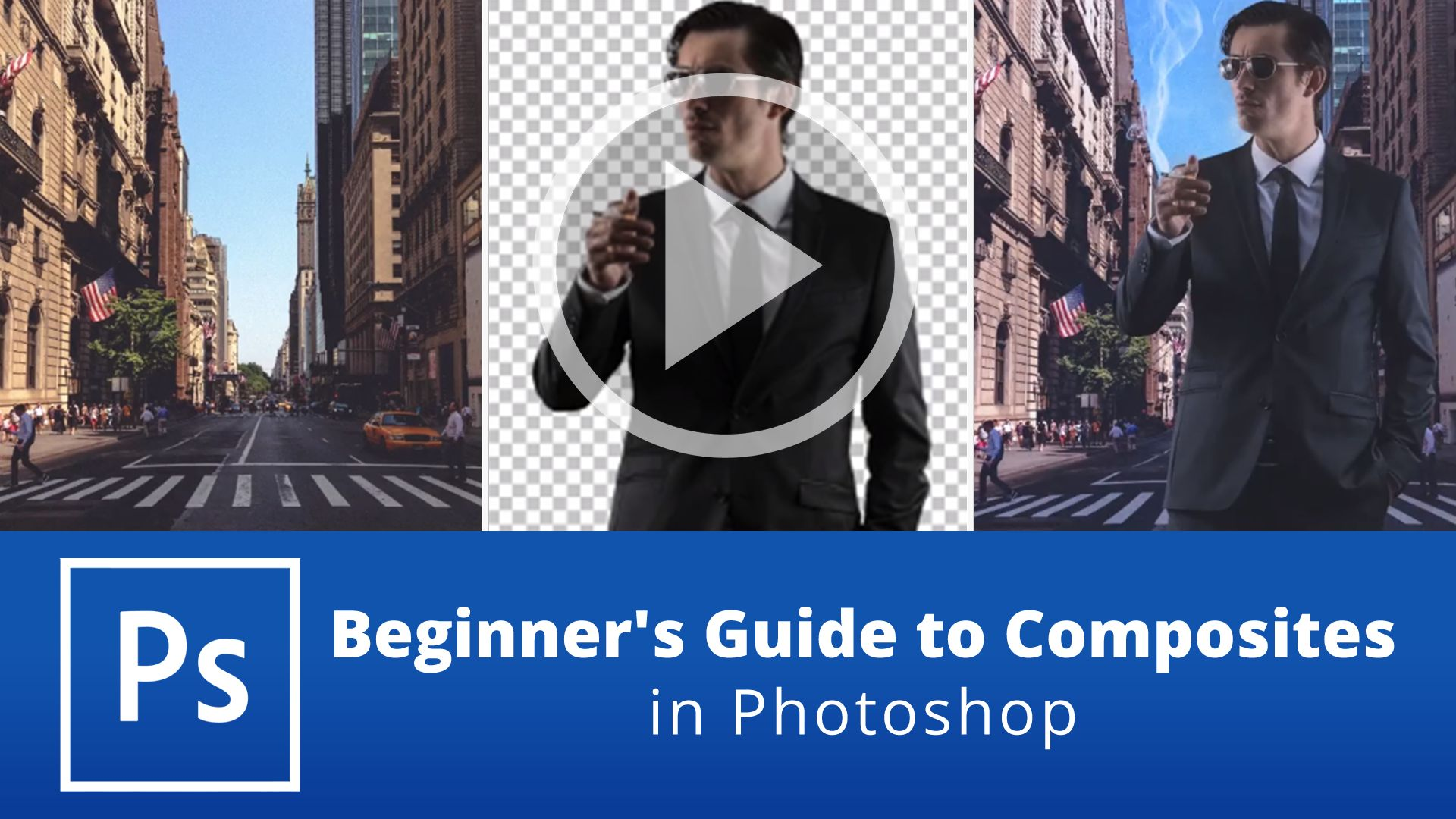 Beginner's Guide to Composites in Photoshop