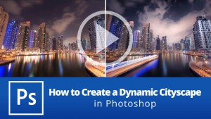 How To Create A Dynamic Cityscape in Photoshop