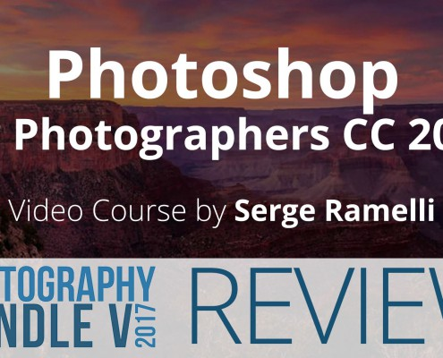 Photoshop for Photographers - Review Cover - v2.0