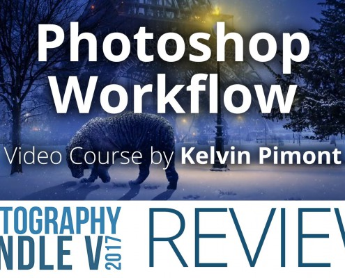 Pimont - Photoshop Workflow - Review Cover - v1.0
