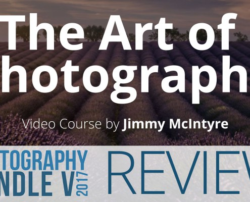 The Art of Photography - Review Cover - v2.0