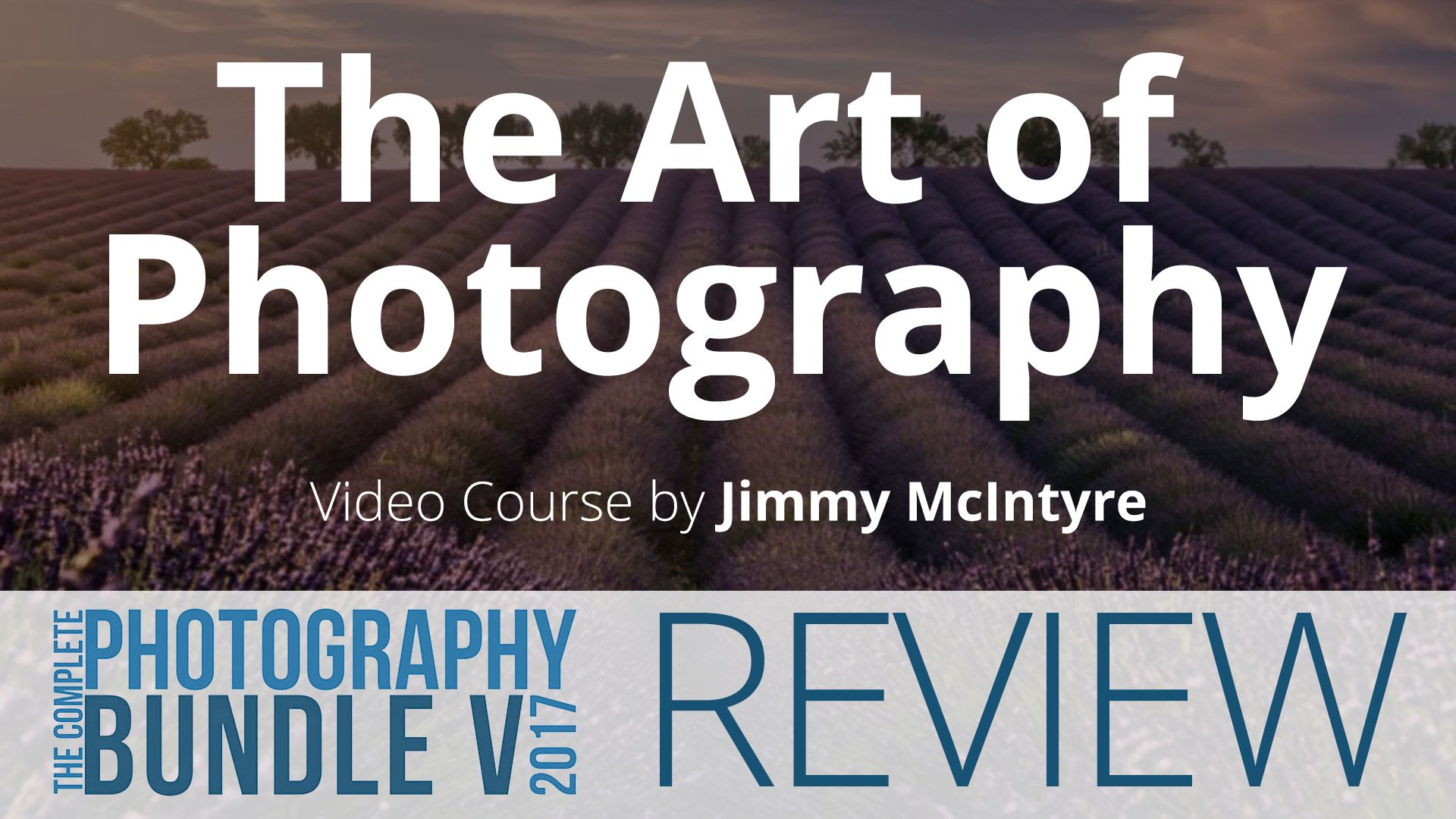 The Art of Photography – 5DayDeal Video Review