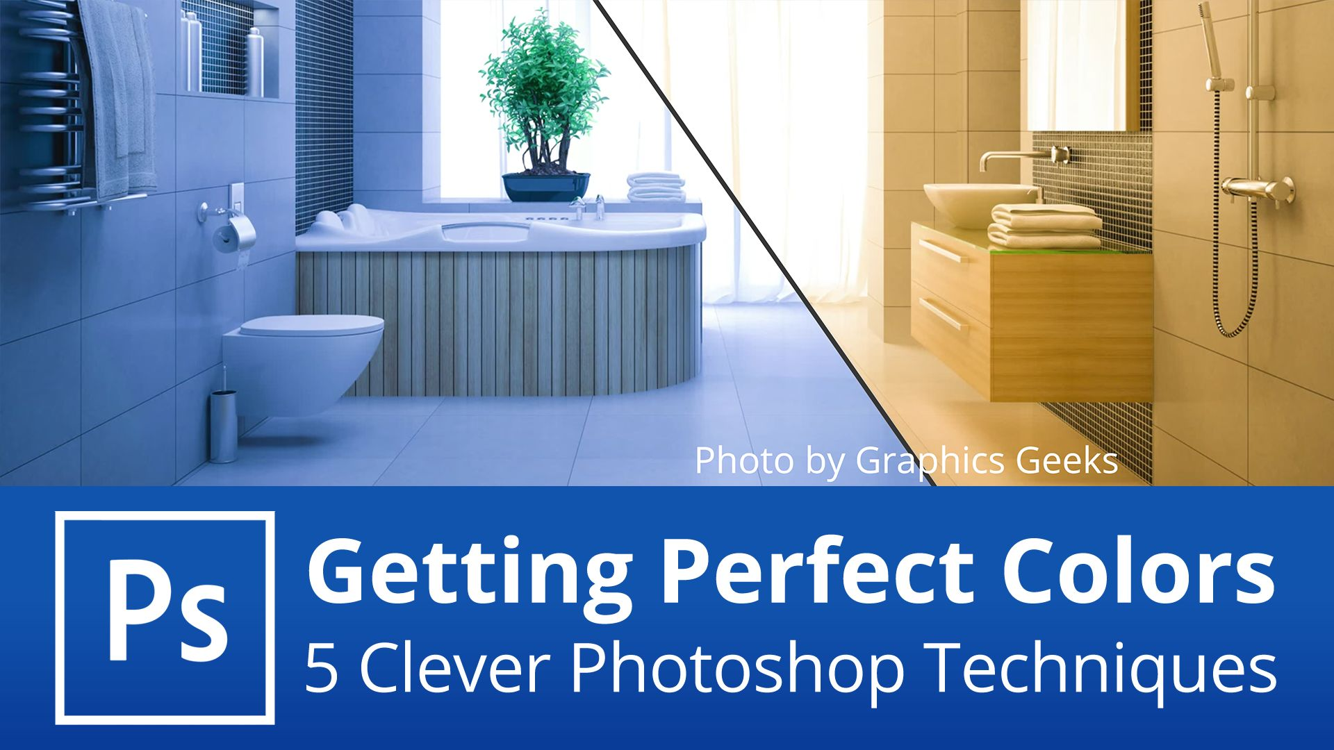 5 Ways to Get Perfect Colors in Photoshop